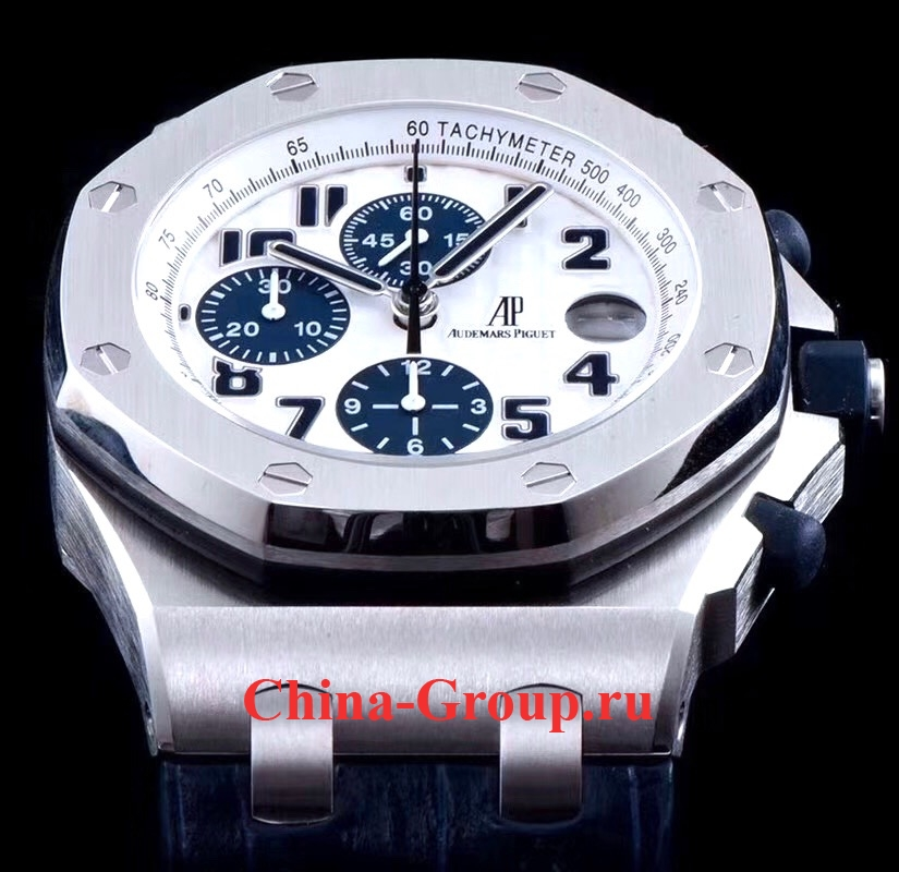 фото Audemars Piguet Royal Oak Offshore Chronograph Navy Blue photo