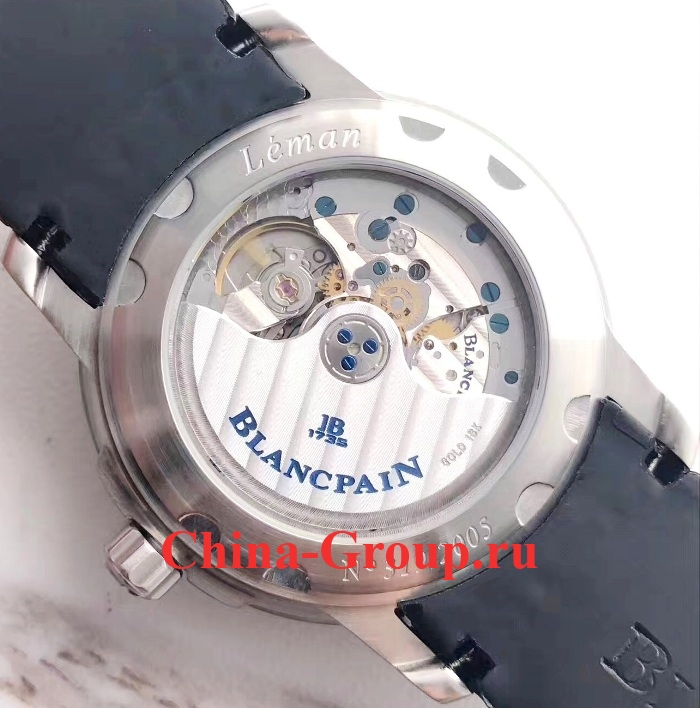 Photos подделка Blancpain Leman Grande Date Aqua Lung носит Путин. Watches Бланкпейн Леман Гранд Дата