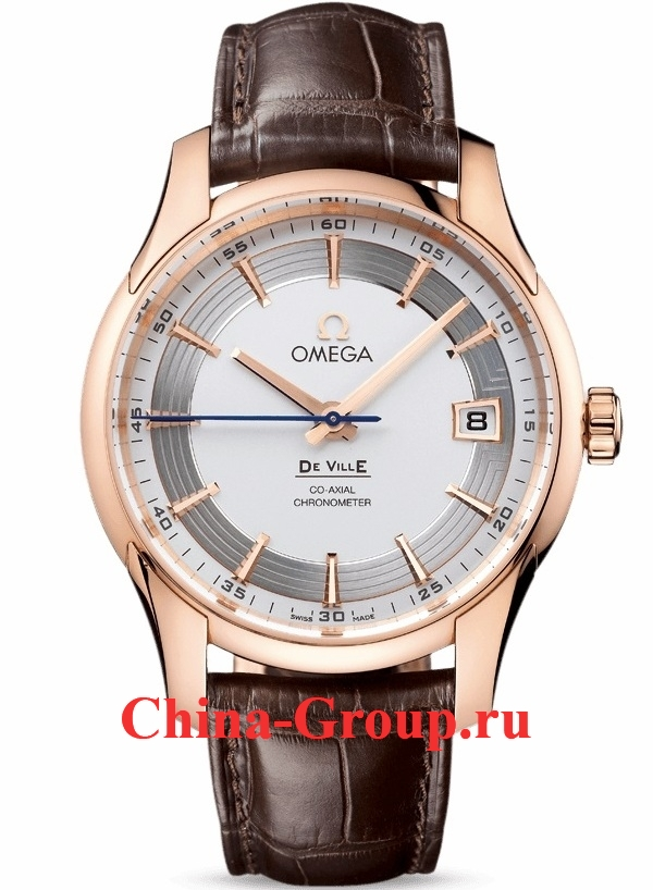 фото Omega De Ville Co-Axial Chronometer Gold 431.63.41.21.02.001 подделка