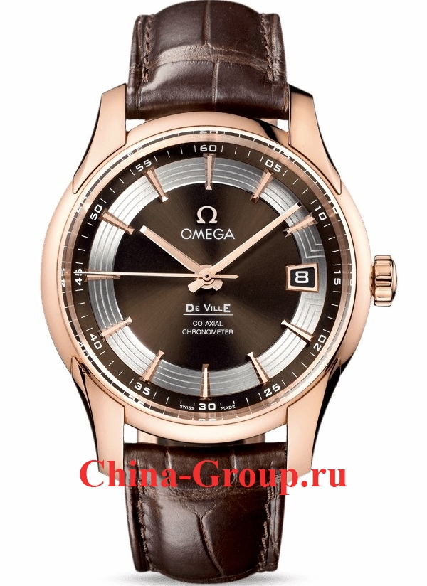 Часы Omega De Ville Hour Vision Co-Axial 07524