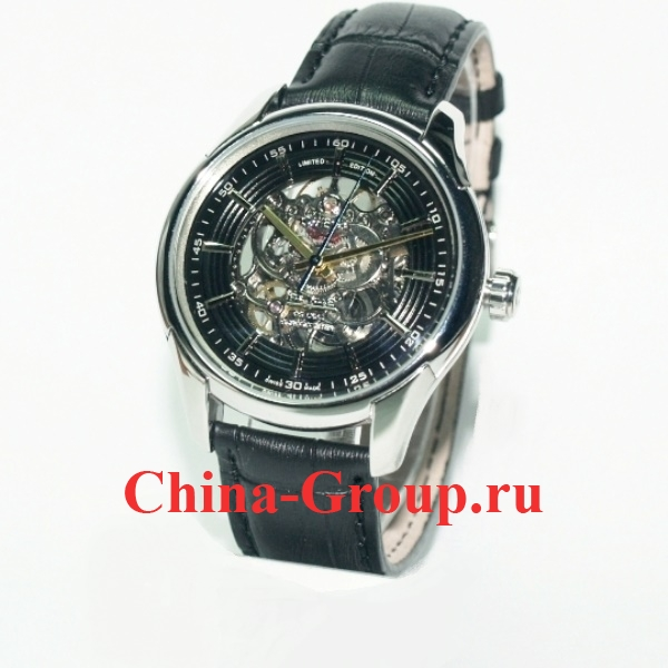 Часы Omega Hour Vision Co-Axial Skeleton 10112