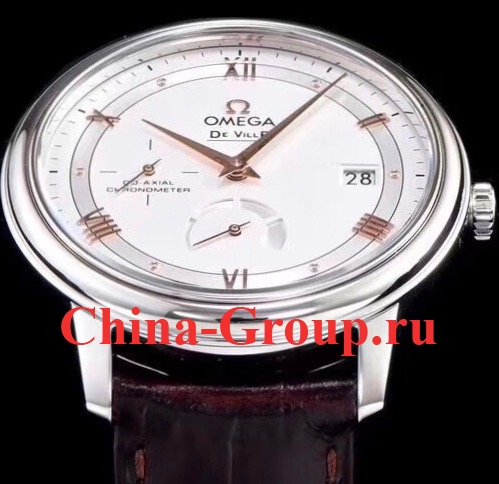 Часы Omega De Ville Co-Axial Chronograph 01070
