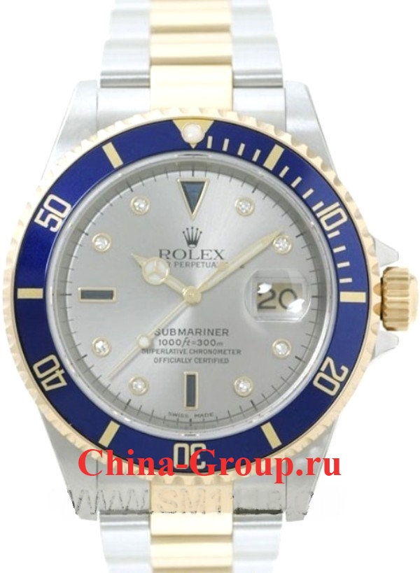 Часы Rolex Submariner Blue 01015