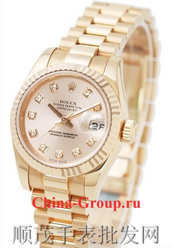 Часы Rolex Oyster Perpetual Lady Datejust 00006