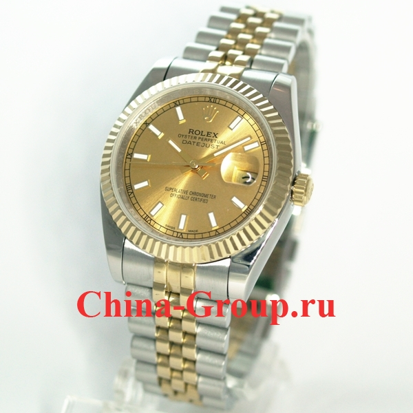 Часы Rolex Oyster Perpetual Datejust Steel & Gold 70182