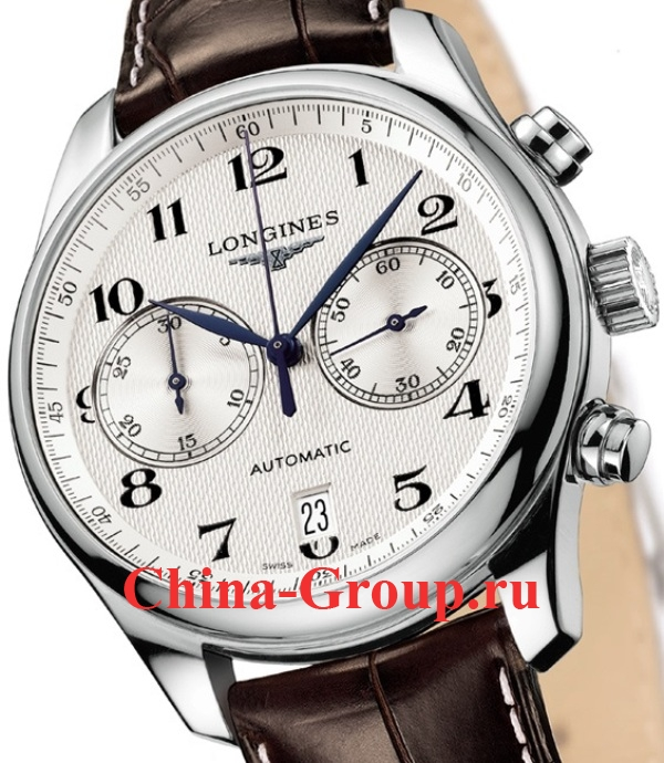 Часы Longines Master Collection Gents Chronograph 00037