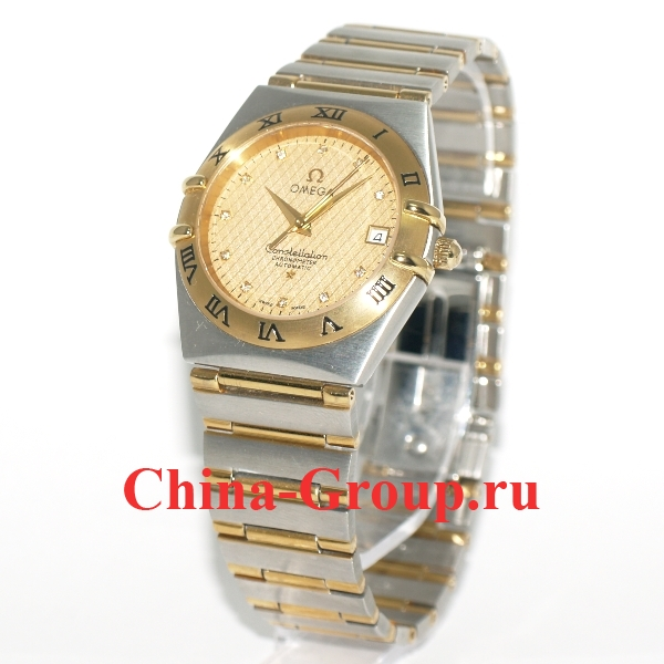 Часы Omega Constellation Gold 10150